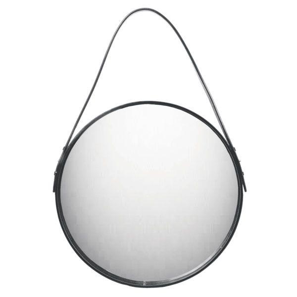 spejl-sort-70-cm